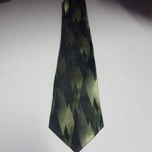 Murano brand 100% silk neck tie